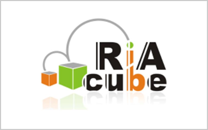 ria cube logo